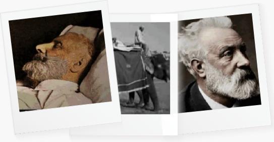 다큐 문학 기행 : 100년 후를 내다본 상상력, 쥘 베른 5