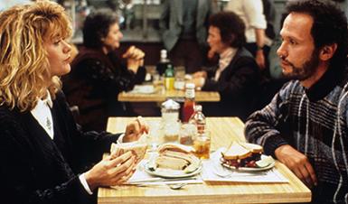 디쉬인사이드 : 델리와 다이너,어메리칸 스타일을 대표하다 : 영화<해리가 샐리를 만났을때 />