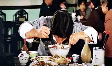 중국: 쌀과 밀 음식의 오랜 역사와 향연 in 영화 취권, 인생, 패왕별희-1