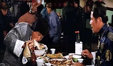 중국: 쌀과 밀 음식의 오랜 역사와 향연 in 영화 취권, 인생, 패왕별희-2