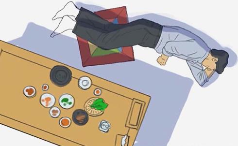 생활의 시 : 쌈, 식탁이라는 관계 속에서 벗어난'자기만의 방'